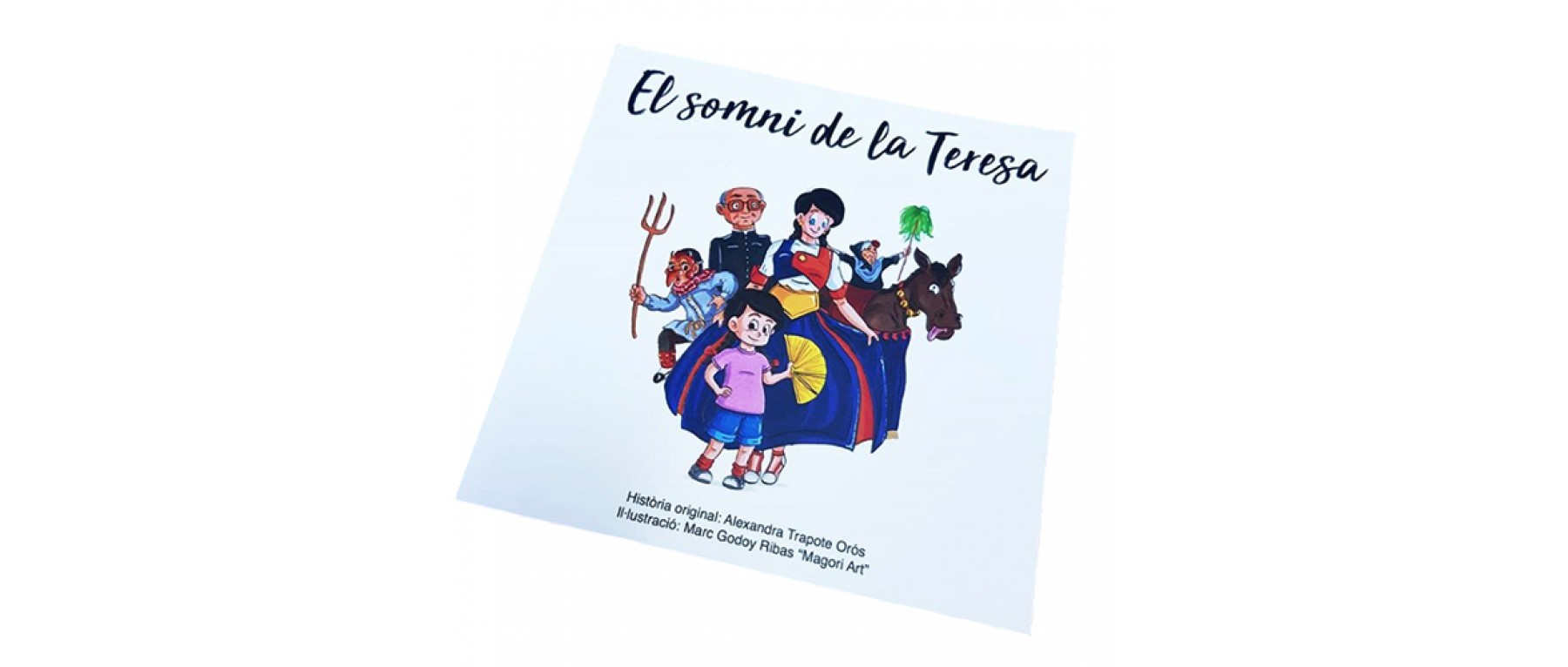 Conte infantil: el somni de la Teresa