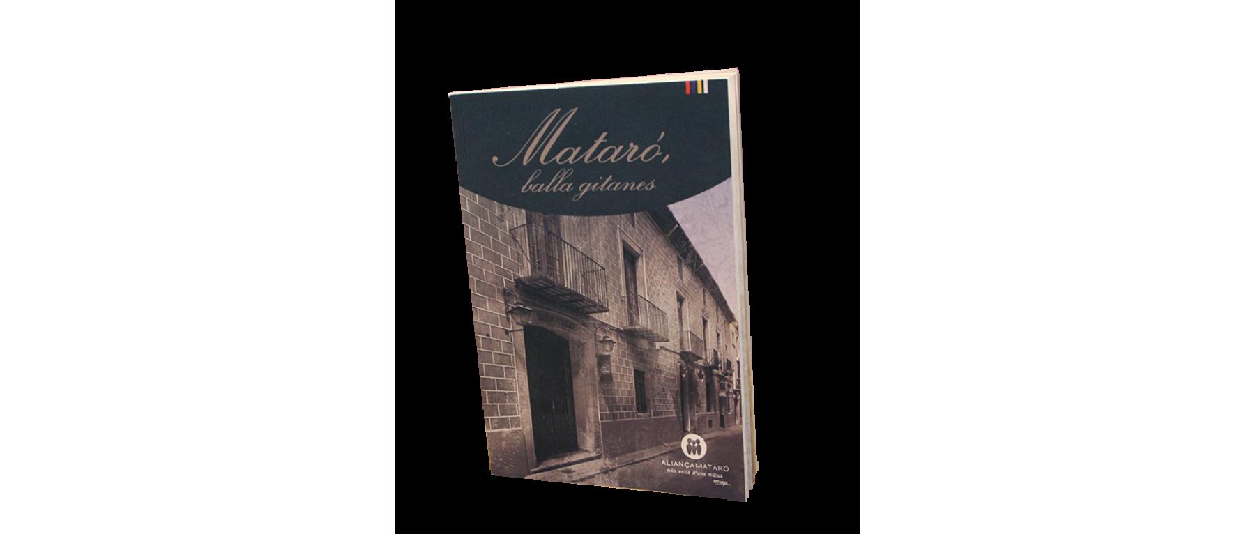 """Llibre """"Mataró, balla gitanes"""""""